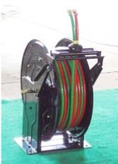 XN-803自动气焊卷管盘 焊割自动双管卷盘 自动双管卷盘 双管