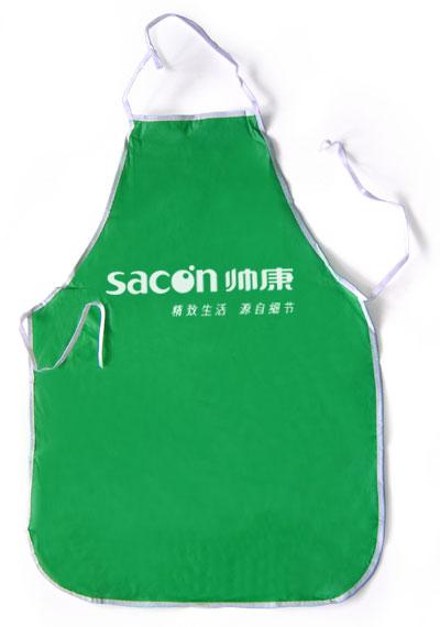 晋江厂家专业定制广告围裙