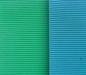 3MM绿色条纹橡胶板批发