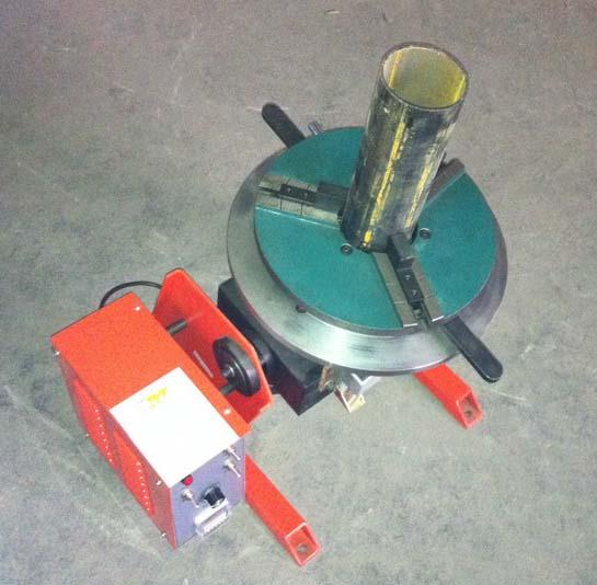 铭信德独家供高精准数控变位机 环缝焊专机 变位器交货周期短