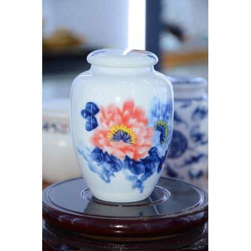 陶瓷茶叶罐 陶瓷蜂蜜罐 陶瓷密封罐 瓷器罐