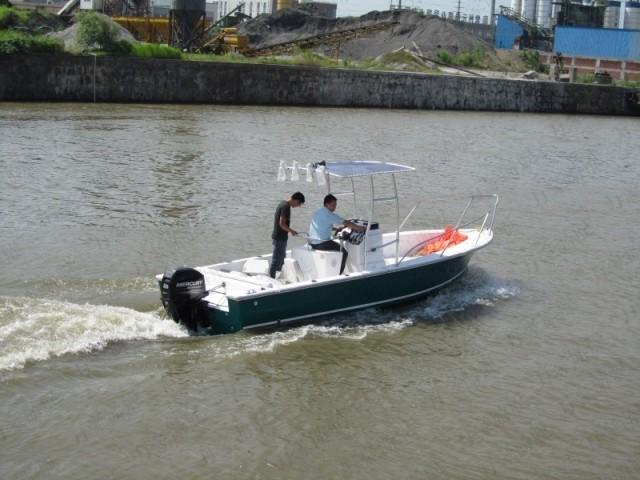 中国游艇制造、海钓、专业钓鱼艇