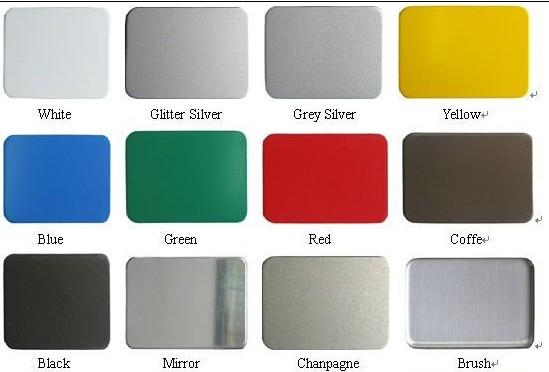 供應裝飾鋁塑板/鋁塑板價格 鋁塑板鋁塑復合板簡稱鋁塑板,是由經過表面處理并用涂層烤漆的鋁板作為表面,聚乙烯,聚丙烯塑料混合作為芯層,經過一系列工藝加工復合而成的新型材料。 鋁塑板的特性 堅固耐用:山東吉祥鋁塑板具有光澤偏差小、附著力強、耐氣候、耐粉化、抗紫外線照射、易保養等特點。 光潔平整:在生產吉祥鋁塑復合板的過程中嚴格控制尺寸精度、平整度和厚度。此外,由于剛性高,可以保持其平整度經久不變。 難燃無毒:山東鋁塑復合板中間為不含毒性的聚乙烯塑料芯層,兩面包裹著阻燃的鋁層,是一種完全的難燃材料。 加工簡便:
