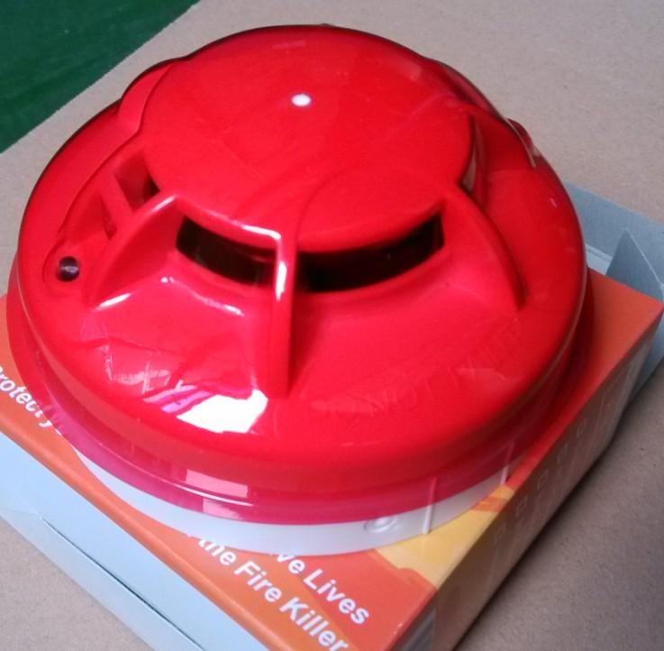 家用烟雾报警器 光电烟感探测器JTY-GD-802AC