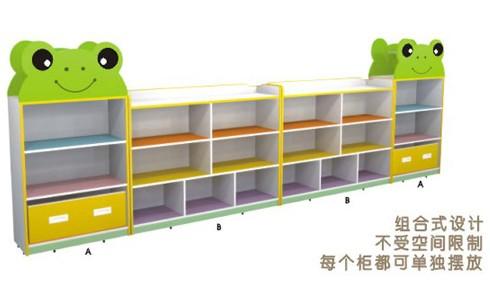 江西青蛙造型玩具柜销售价格