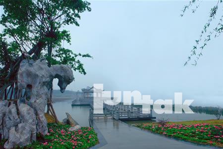 生态旅游规划——潮安县龙湖寨旅游区旅游规划