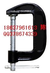 玛钢加强型G字夹C型夹木工夹子固定夹