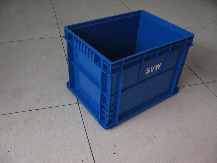 成都大众物流箱 汽车配件注塑箱上海