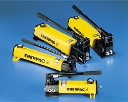 RC恩派克-进口单作用液压油缸手动泵电动泵防滑拉马