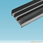 PVC软硬复合密封条/厢式车配件/货车配件
