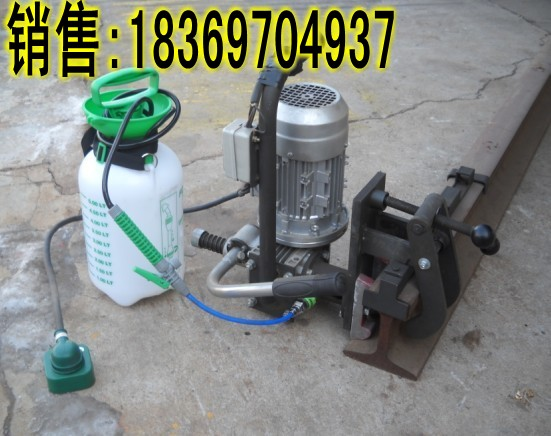 供应厂家 大连DZG-31电动钢轨钻孔机