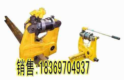 低价供应 河北 YGI-500液压钢轨挤孔机