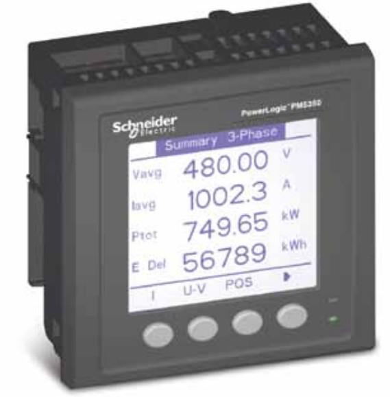 PM5350施耐德电力参数测量仪