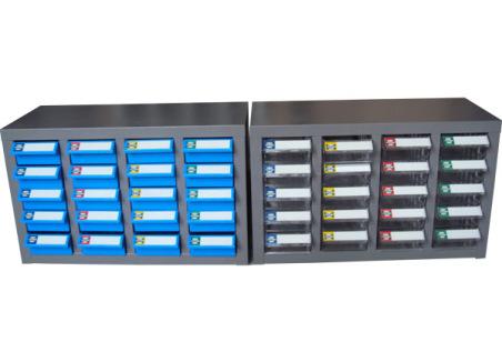 供应工具整理柜 广州零件柜零件箱 20抽元件柜 样品柜