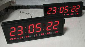 自动对时电子钟 车站电子钟 考场电子钟 机场数字钟 电子钟 数字钟