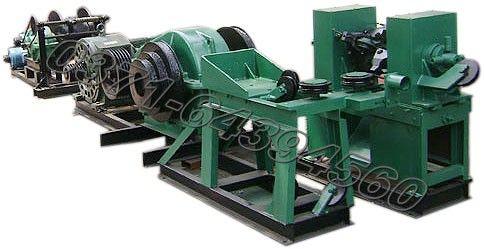 四连拔丝机要想比别人优秀就要付出十分的努力-线杆筋拉丝机