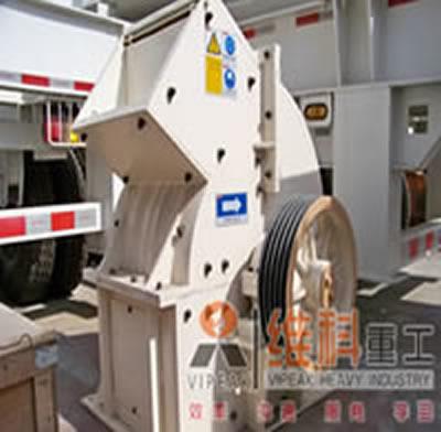 PC800*1000高产重型锤破设备,锤式破石机厂