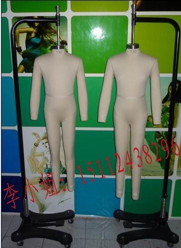标准童装板房制衣模特