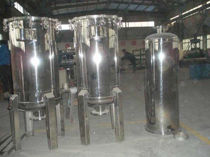 柴油过滤砂罐结构图