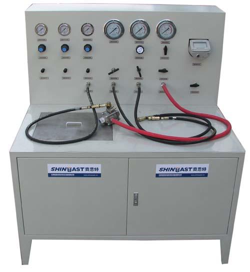 CNG减压阀试验台 检测设备就选赛思特