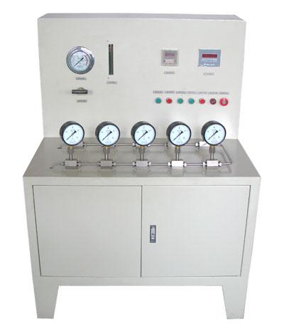 压力表疲劳试验台 压力传感器疲劳试验机