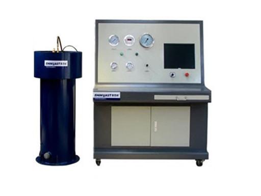 车载气瓶外测法水压试验机