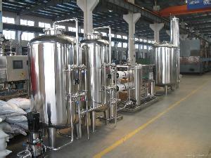 超纯水工艺,超纯水设备,超纯水设备原理解析