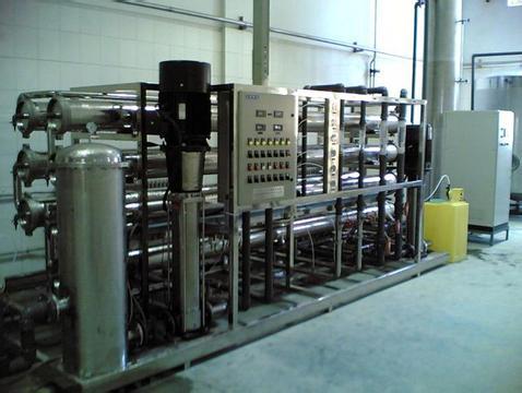 超纯水系列-离子交换设备、反渗透设备、超滤设备