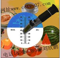 糖度计、手持式糖度计、测糖仪、检测瓜果含糖量