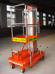 合肥升降机 升降货梯 铝合金式升降平台