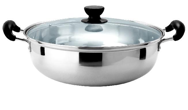 清新水壶  汤蒸多用锅   美士达不锈钢汤锅