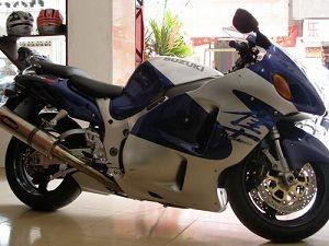供应铃木GSX1300R K8摩托车新报价图片
