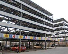 六层升降横移式立体车库、郴州立体车库、湖南立体车库