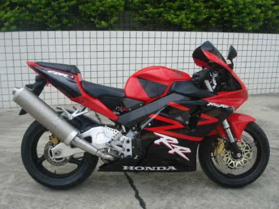 本田摩托车CBR954RR出售