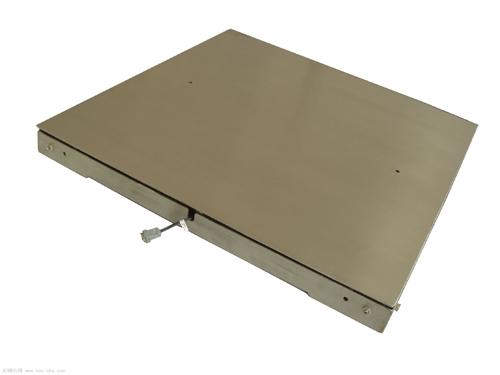 2吨不锈钢电子地磅,地泵秤行情