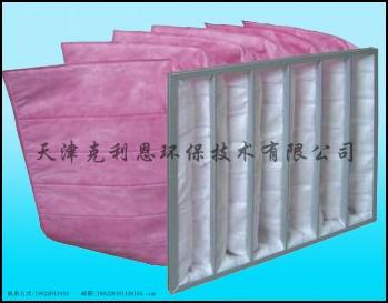F7袋式过滤器F7中效过滤器天津F7中效过滤器的生产厂
