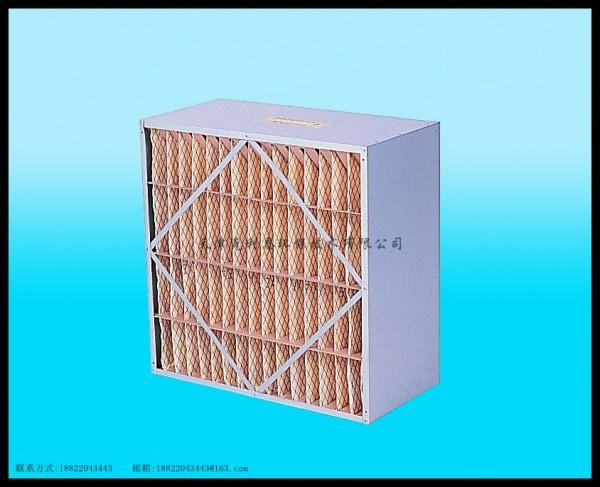组合式中效过滤器大风量袋式过滤器天津亚高效空气过滤器优质生产厂
