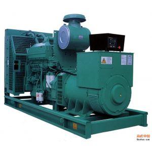 青岛发电机出租(租赁600kw发电机)柴油机组