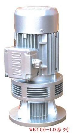 扭力高惯性低WBE1510微型摆线针轮减速机