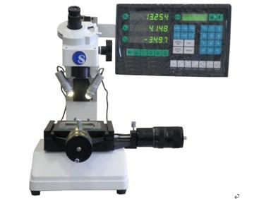 数显工具测量显微镜