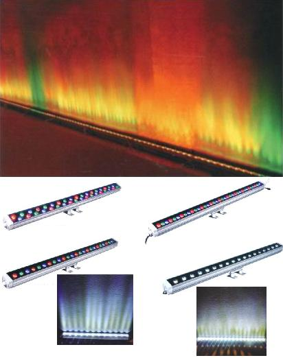 LED洗墙灯 大功率LED洗墙灯 园林洗墙灯 建筑外部轮廓灯 娱