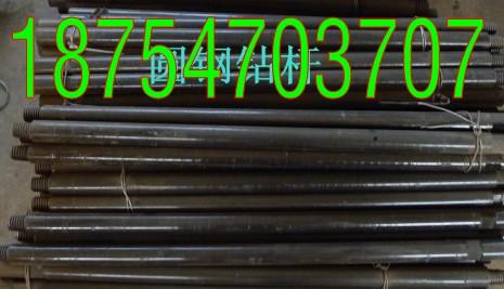 108圆钢钻杆生产厂家