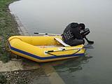 PVC橡皮艇、3人橡皮艇