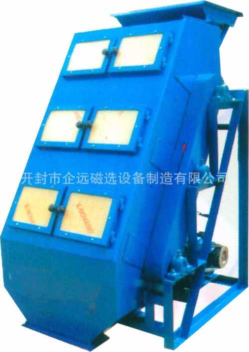 红柱石高强磁提纯干式磁选机设备厂