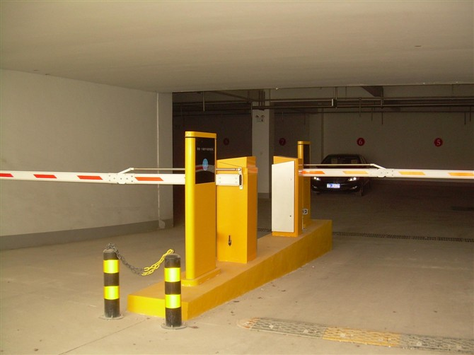 捷易安停车场管理系统/停车收费设备