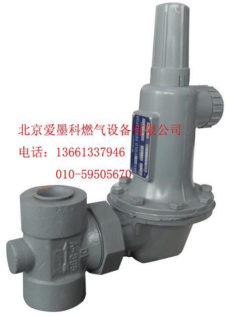 美国SENSUS046天然气减压阀 046燃气调压器