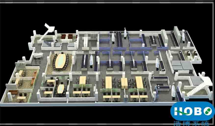廊坊实验室设计 实验室整体规划
