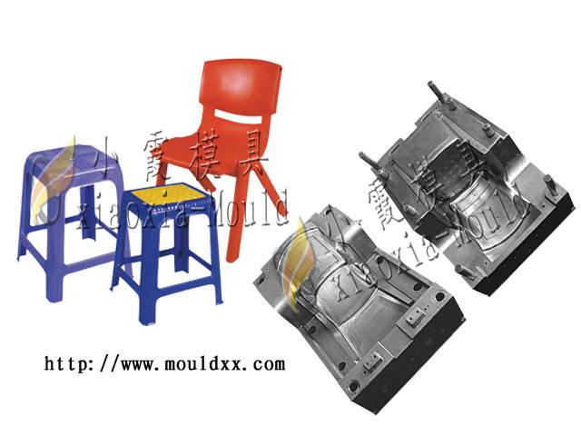 注塑椅子模具,设计时考虑的是宫殿,定价时考虑的是茅舍