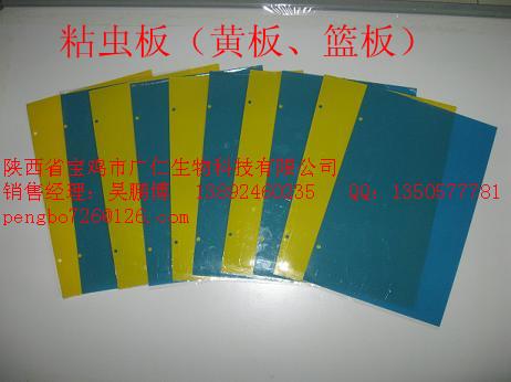 蓟马诱剂粘虫板