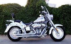 哈雷尖叫肥仔1800两轮摩托车